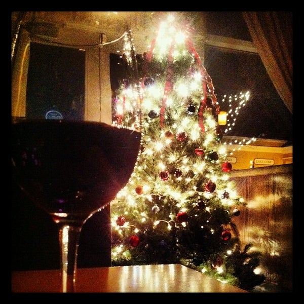Photo taken at DOC Wine Bar by Alex T. on 11/27/2012