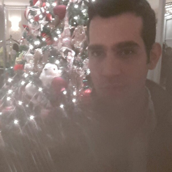 Photo taken at Lombardy Hotel by R D. on 12/20/2014