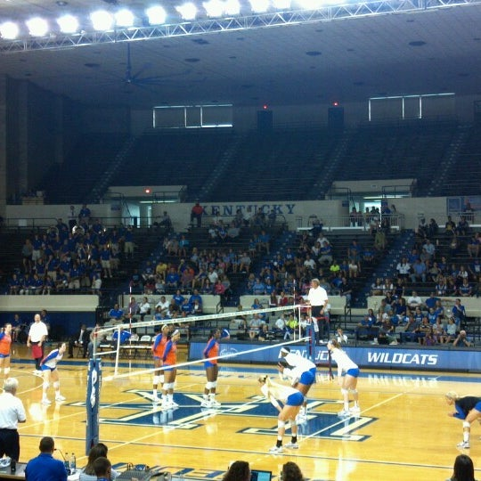 Photo taken at Memorial Coliseum by Jackie C. on 9/16/2012