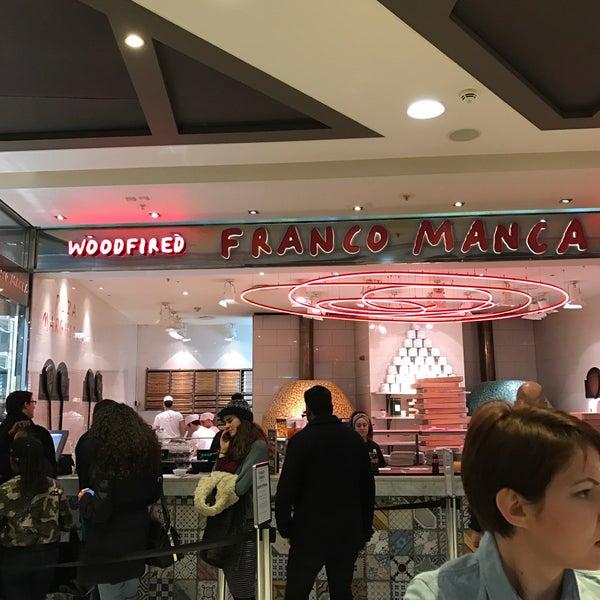 Photo taken at Franco Manca by Dragos M. on 1/14/2017