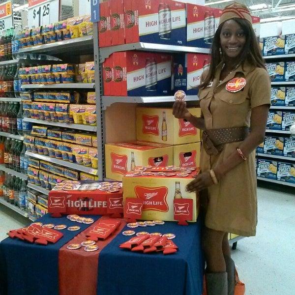 Photo taken at Walmart Supercenter by COOKIE T on 7/5/2013