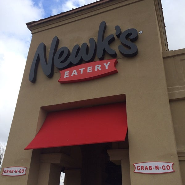 Photo taken at Newk's Express Cafe by Melanie on 12/21/2013