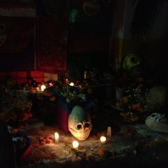 11/1/2012にClausenがJardin Morelosで撮った写真