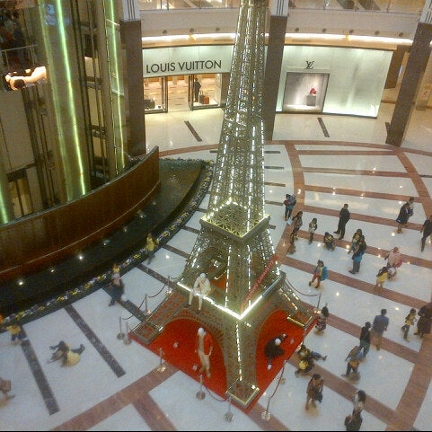 Photo taken at Pacific Place by Yuyun S. on 5/7/2013