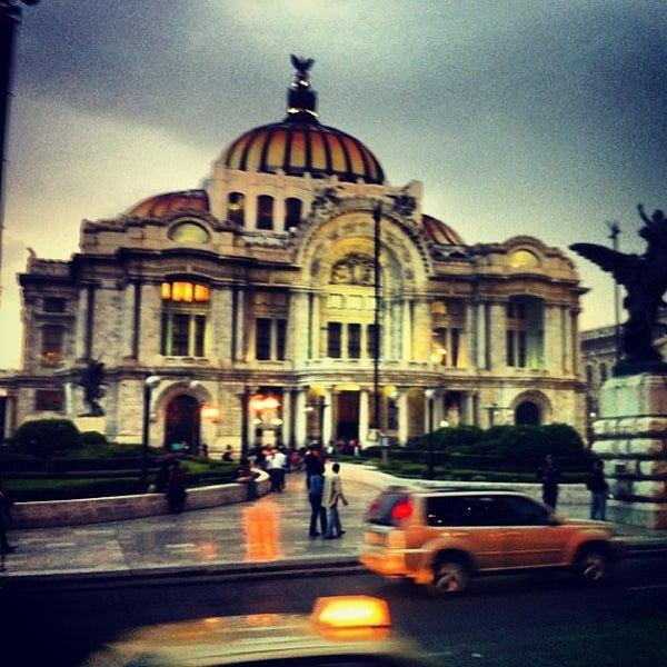 Foto tomada en Palacio de Bellas Artes por JC C. el 7/15/2013