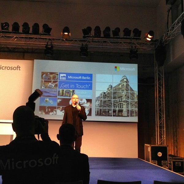 Microsoft Berlin - Unter den Linden - Unter den Linden 17 | {Küchenangebot online 41}