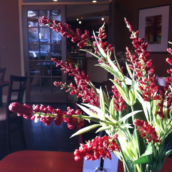 Photo taken at Arcedium Coffeehouse Inc by Namrata on 2/2/2013