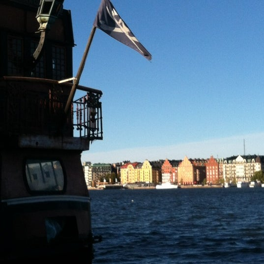 Photo taken at Münchenbryggeriet by Barbro A. on 10/6/2012