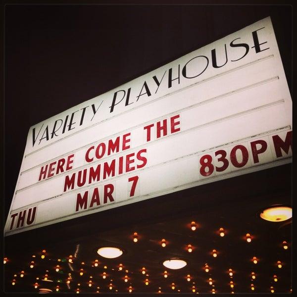 3/8/2013 tarihinde Shane M.ziyaretçi tarafından Variety Playhouse'de çekilen fotoğraf