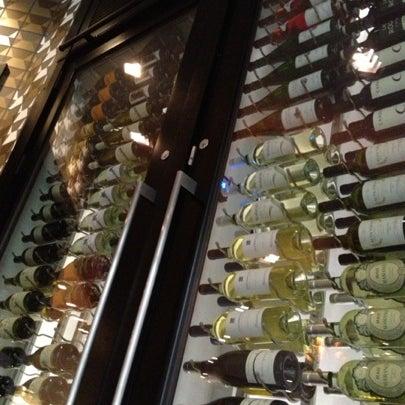 Photo taken at Sable Kitchen & Bar by Karen R. on 12/18/2012