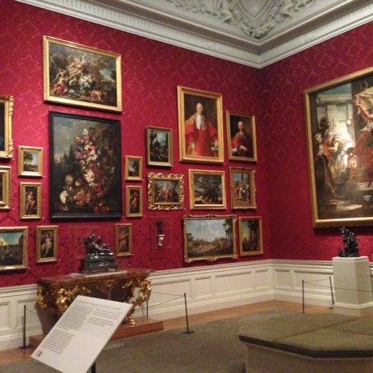 Photo taken at Walters Art Museum by Ellen💎💞 B. on 11/23/2012