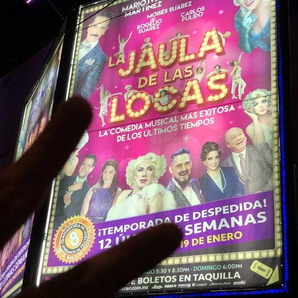 Foto tomada en Teatro Hidalgo por Aletz RL el 2/18/2018