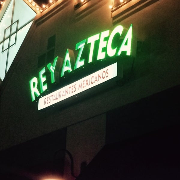 Photo taken at Rey Azteca Mexican Restaurant by 🇺🇸K G. on 3/16/2015
