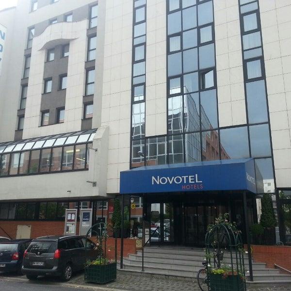 Novotel suresnes bas de suresnes 7 rue du port aux vins - 7 rue du port aux vins 92150 suresnes ...