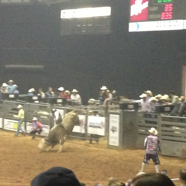 Photo taken at Bell County Expo Center by Cindy S. on 9/2/2013
