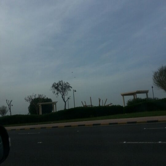 Photo taken at AL-Ba7ar by Dalali ♡. on 1/30/2013