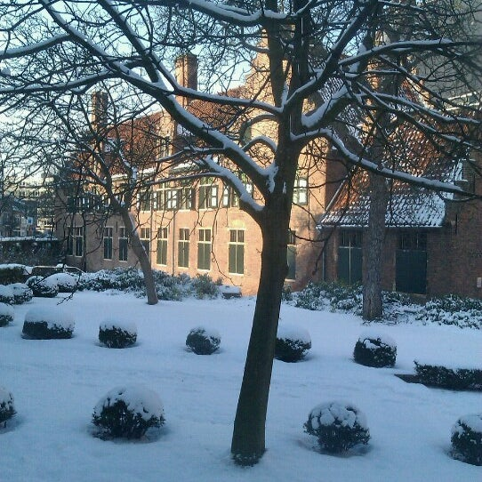 Photo taken at Stadsmuseum | STAM by Nathalie D. on 1/16/2013