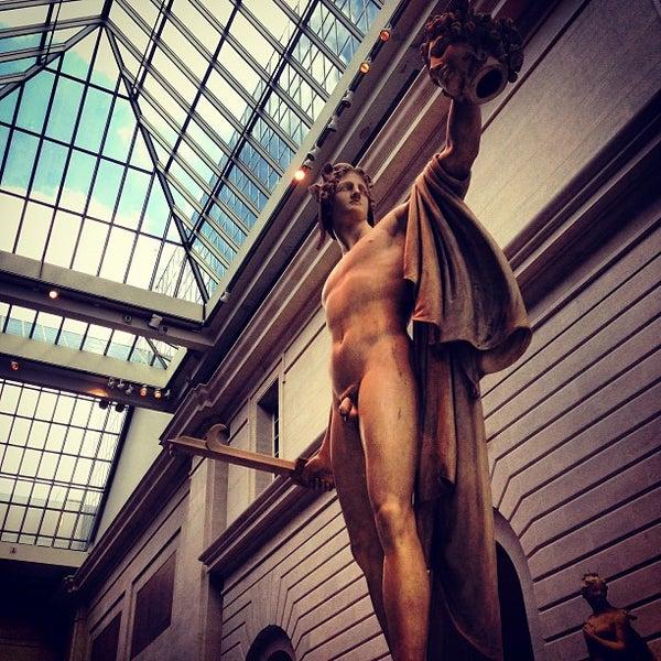 Photo taken at Metropolitan Museum of Art by Richard D. on 6/8/2013
