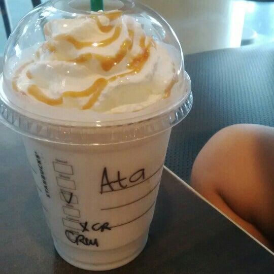 Photo taken at Starbucks by zie m. on 7/2/2016