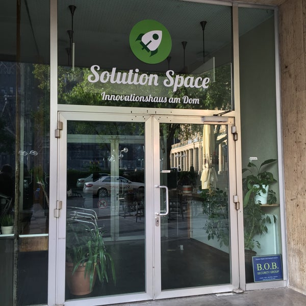 Foto scattata a Solution Space da Thomas J. il 7/31/2015