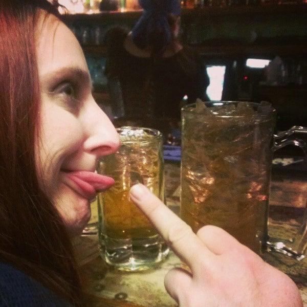 Photo taken at Piratz Tavern by Carl J. on 12/23/2012