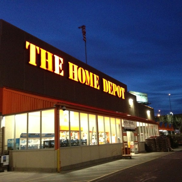 The Home Depot Hardware Store In Bronx