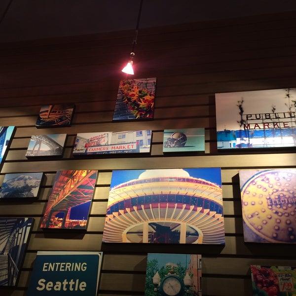 Photo taken at Seattle's Best Coffee by Mela R. on 3/3/2015