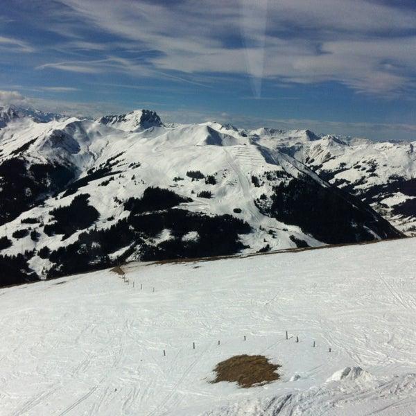 Das Foto wurde bei Westgipfelhütte von Silke M. am 3/7/2013 aufgenommen