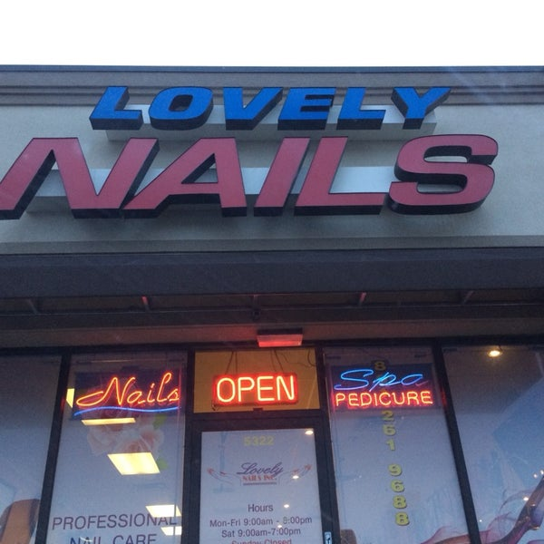 Photos at Lovely Nails - 5322 S State St