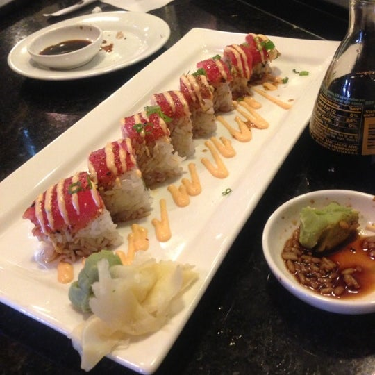180 meridian grill norman ok for Asian cuisine norman ok