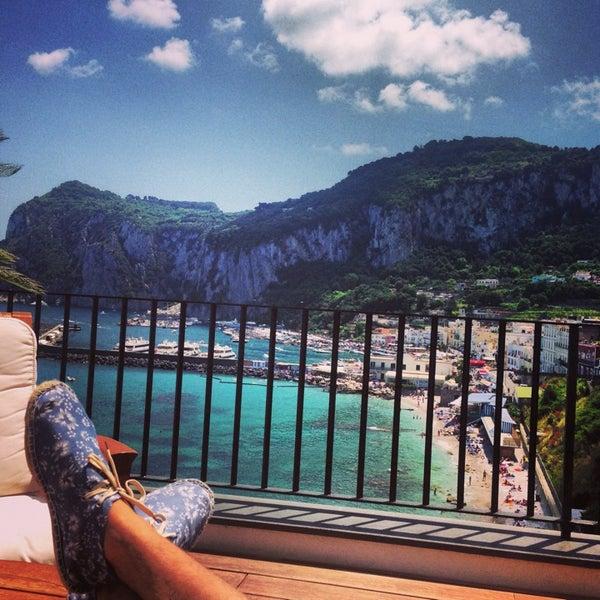 6/27/2013にAUSTINがJK Place Capriで撮った写真