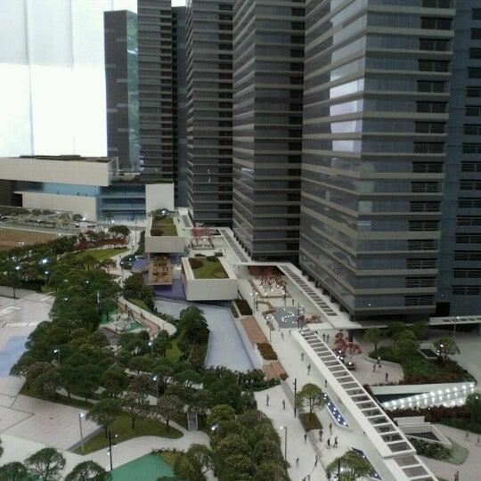 Foto tirada no(a) Obras Parque da Cidade por Vanessa L. em 11/30/2012