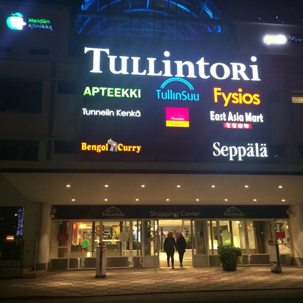 Photo taken at Tullintori by Kari A. on 11/1/2016