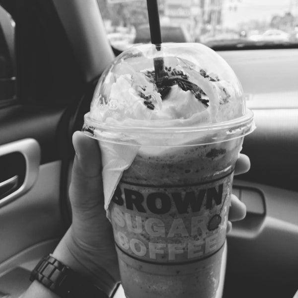 Photo taken at brown sugar cafe by Pattha on 8/11/2016
