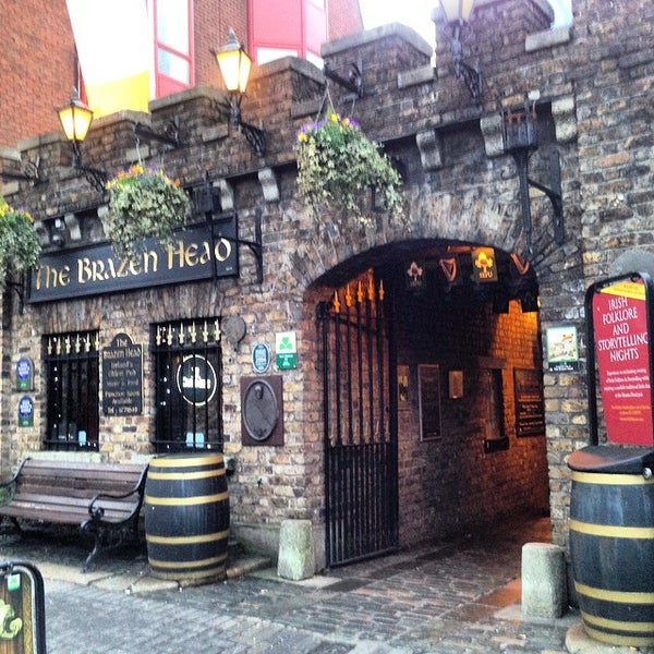 Where's Good? Holiday and vacation recommendations for Dublin, Ireland. What's good to see, when's good to go and how's best to get there.