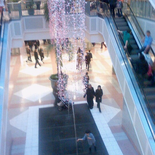 Photo taken at Wijnegem Shopping Center by Peter d. on 1/5/2013
