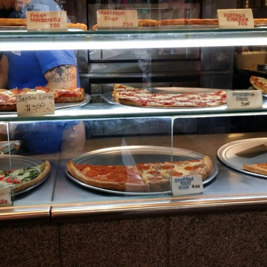 Photo taken at Antonio's Pizzeria by Norman D. on 4/2/2014