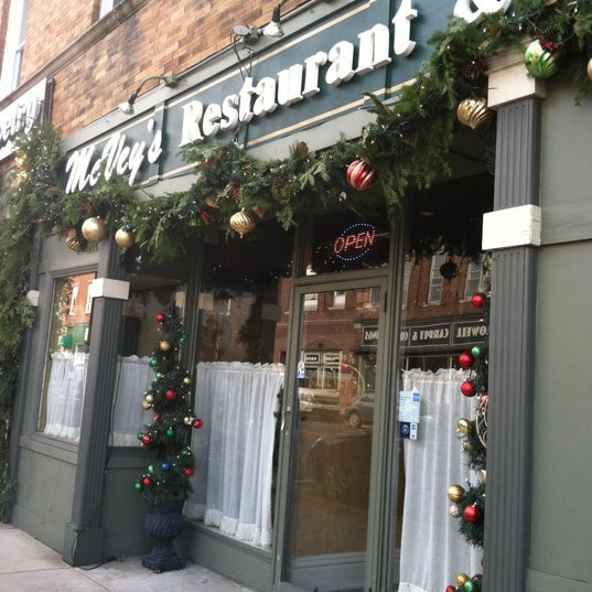 mcvey s restaurant and bar 312 e commercial ave