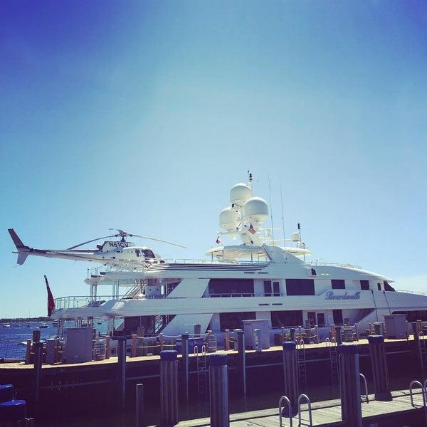 Photo taken at Nantucket Boat Basin by Debi L. on 6/30/2015