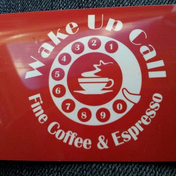 Wake Up Call - Coffee Shop