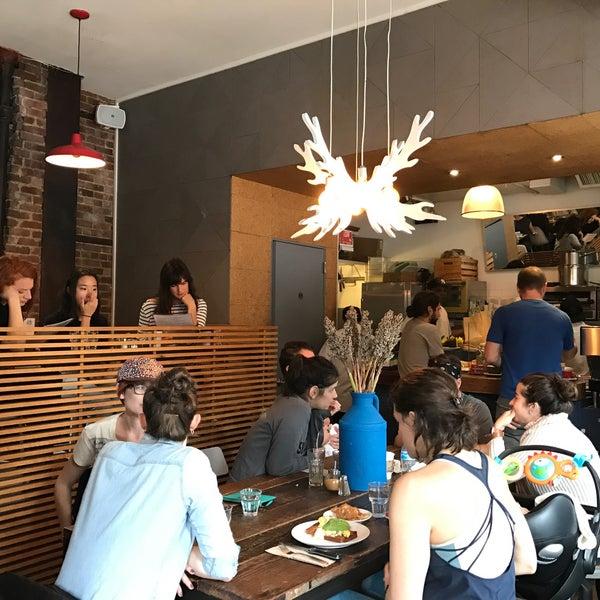 Photo taken at Milk Bar by Georgiana M. on 10/8/2016