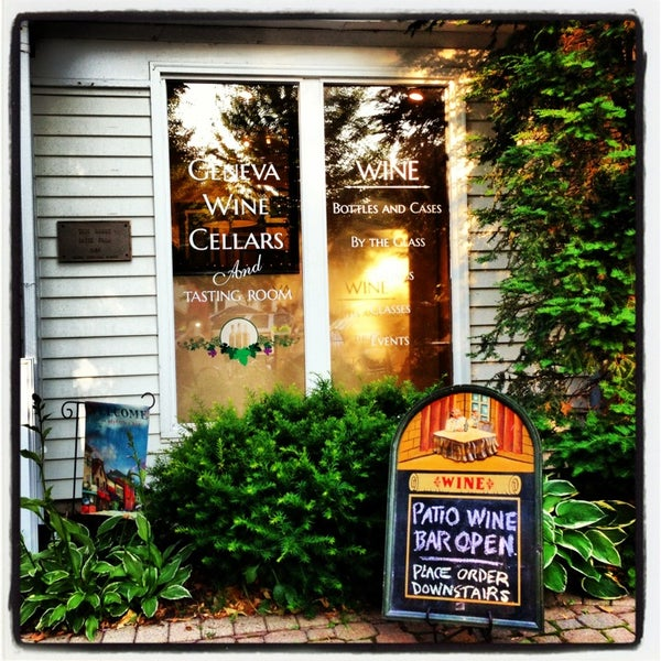 sc 1 st  Foursquare & Geneva Wine Cellars and Tasting Room - 227 S. 3rd St. (The Berry House)