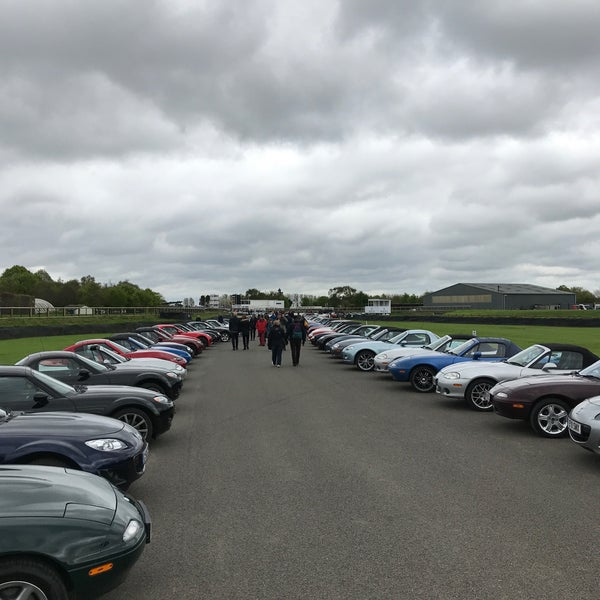 Photo taken at Goodwood Motor Racing Circuit by Andrew H. on 4/29/2018