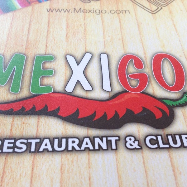 Photo taken at Mexi-Go Restaurant by Richard H. on 2/22/2014
