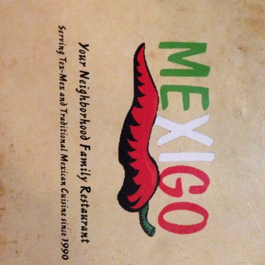 Photo taken at Mexi-Go Restaurant by Richard H. on 11/25/2012