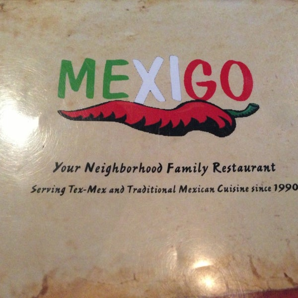 Photo taken at Mexi-Go Restaurant by Richard H. on 1/13/2013