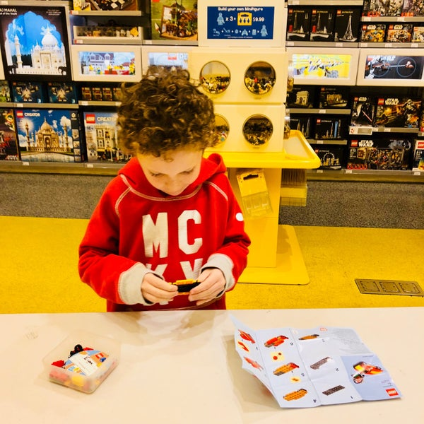 Photos at The LEGO Store - Warner Center - 3 tips