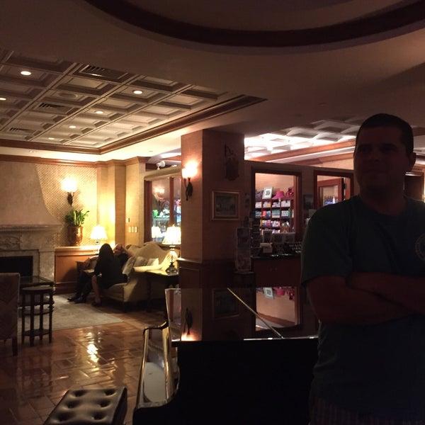 Photo taken at Riverside Hotel by Susan R. on 11/15/2016