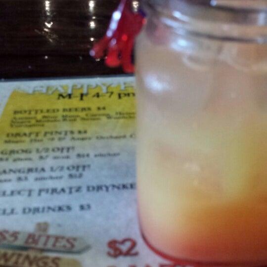 Photo taken at Piratz Tavern by Kitty S. on 8/6/2014