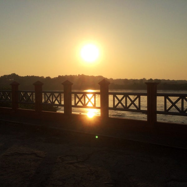 Photo taken at Ekowisata Mangrove by Soedarsono L. on 7/4/2015